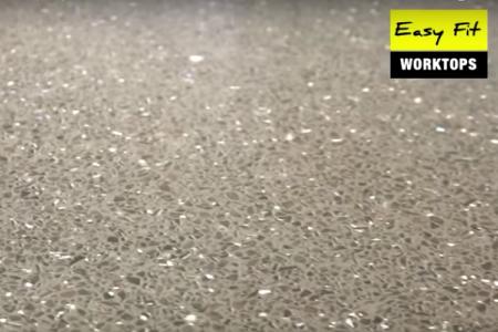 Elite 40mm Worktop - Tawny Crystal