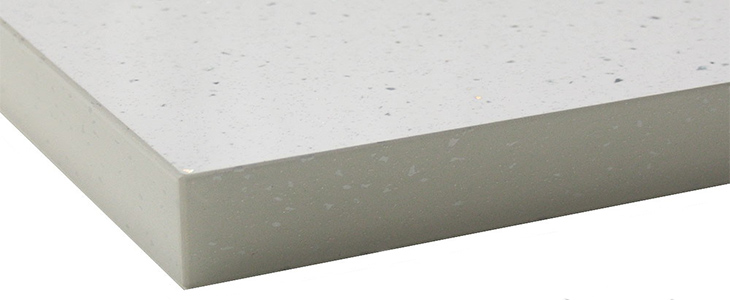 Square Edge Sparkle Gloss Kitchen Worktop