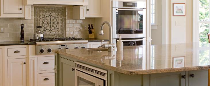 Antique Mascerello Radiance 40mm Laminate Kitchen Worktop