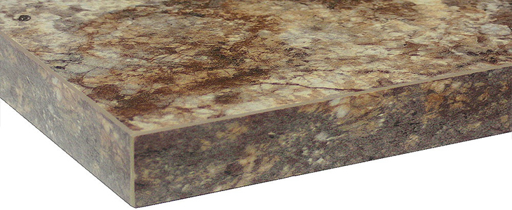 Antique Mascerello Radiance 40mm Laminate Kitchen Worktop