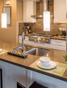 The best worktops for a Diner Style Kitchen