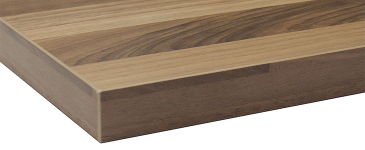 laminate square edge worktop