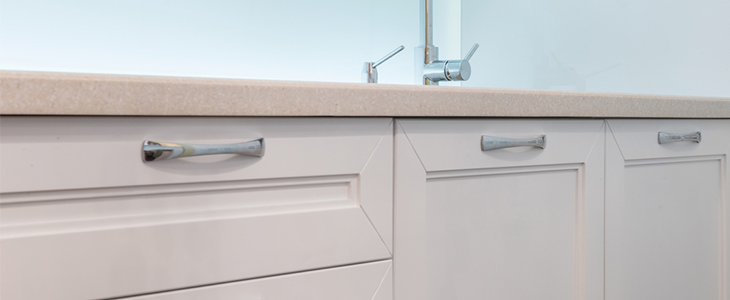 the difference between edge profiles of kitchen worktops