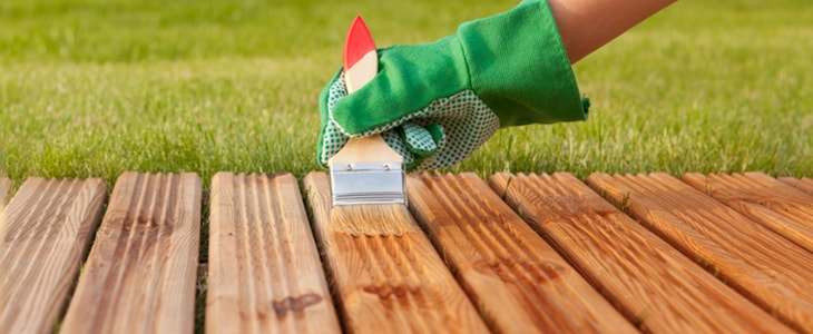 how to care for your decking feature image