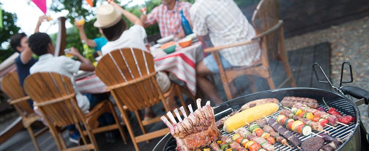 can you cook barbecues on your decking feature image