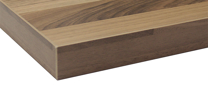 blocked oak 40mm laminate worktop