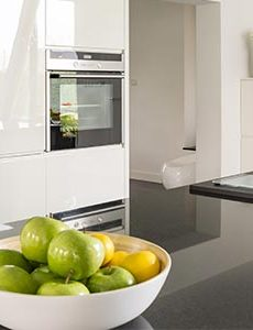 easy ways to choose the right colour for your kitchen worktops feature image