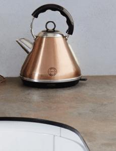 zenith ultra thin kitchen worktop in kitchen