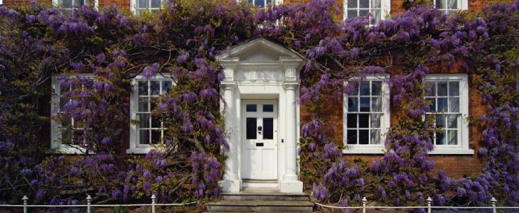 georgian house doors