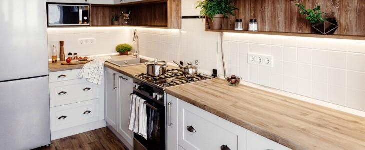 one budget kitchen