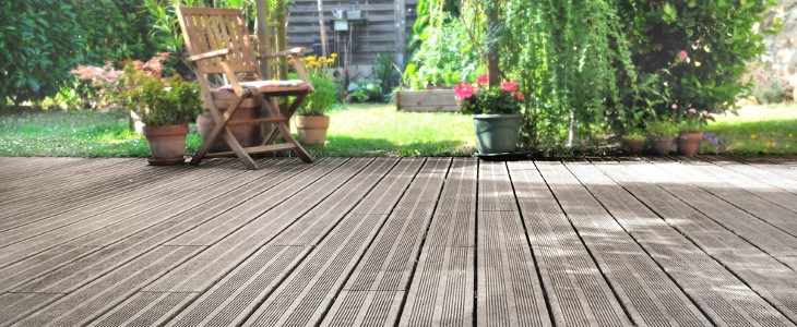 Fit Your Own Decking