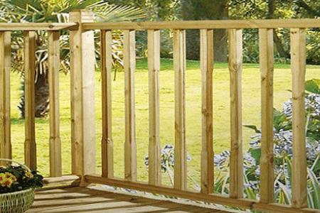 Timber Decking Kit