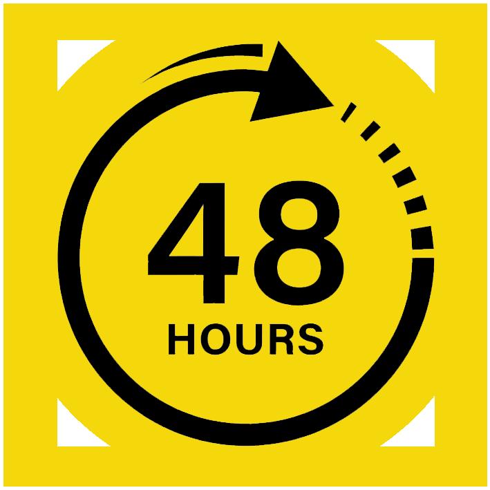 48 hour Express Doors - Opus Handleless