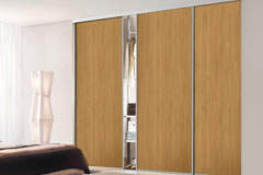 Classic Single Panel Sliding Doors