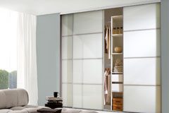 Classic 4 Panel Sliding Doors