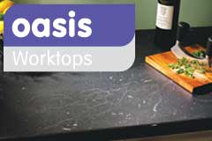 Oasis Kitchen Worktops