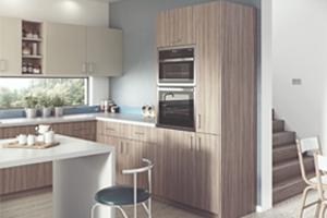 Woodgrain & Colour PVC Edge