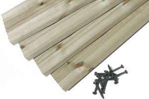 Timber Facia Kits