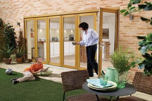 External Folding / Sliding Doors