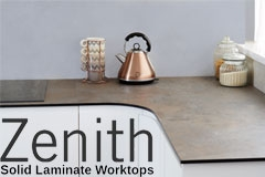 Ultra Thin Zenith 12.5mm Worktops
