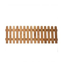 Rounded Top Picket Fence Savoy Timber