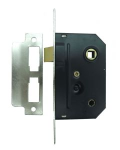 2 1/2inch Bathroom Mortice Lock