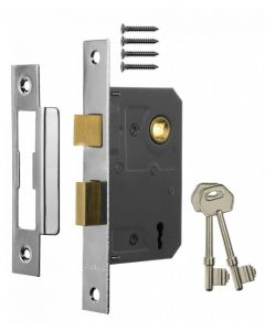 Superb Value 3 Lever Sash Lock