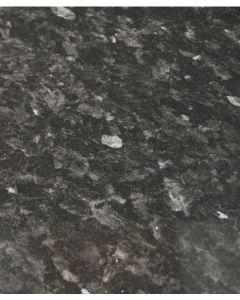 Black Slate Gloss Kitchen Worktop Laminate Sample