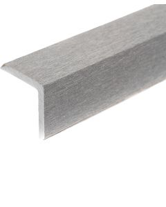 Cool Grey Super Saver Composite Decking Trim 2.2m