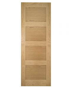 Deanta Internal Coventry Oak Door