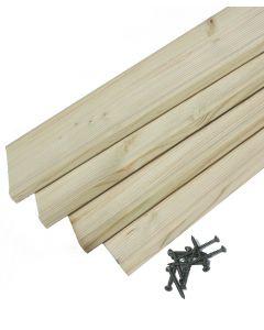 Decking Fascia Board Kits