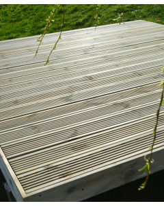4.8X6.0M Deluxe Decking Kit (No Handrail)