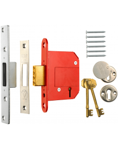 Era  5 Lever British Standard High Security Deadlock