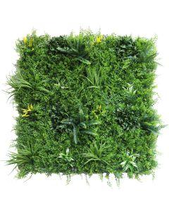 Fern Foliage Artificial Plant Living Wall Panels