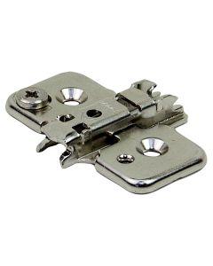 Blum Cam Adjustable Clip Backplates