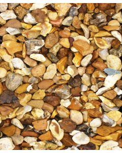 Golden Gravel Decorative Stone