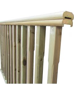 Universal Handrail/Baserail