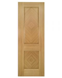 Deanta Internal Kensington Pre-Finished Oak Door