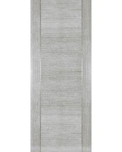 Deanta Light Grey Ash Montreal Pre Finished Door
