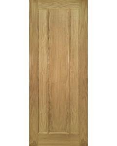 Deanta Internal Unfinished Oak Norwich Door