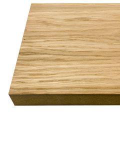 American white oak veneered MDF Sheets