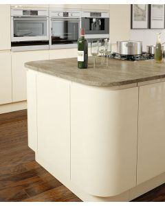 Avanti Curved Flat Pack Cabinets