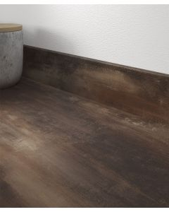 Painting brown Zenith Laminate Upstand 3000 x 100 x 12.5mm