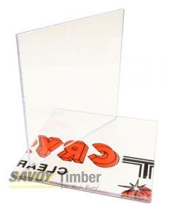 2mm Perspex type Sheet