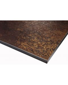 Rouille Zenith Compact Laminate Breakfast Bar 1500mm x 950mm 12.5mm