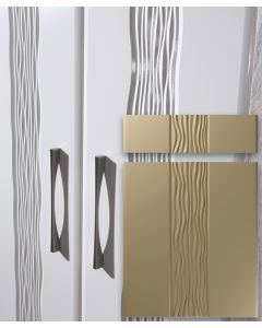 Aspire Gloss Doors - Sahara