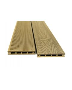 Warm Sand Super Saver Composite Decking board 2.4m