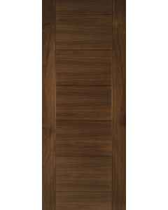 Deanta Internal Seville Pre-Finished Walnut Door