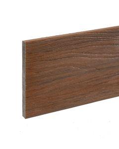 Fascia Board SolidCore - Walnut 2.2m