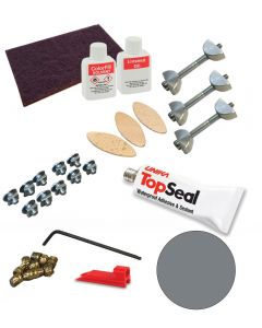 Zenith Compact Laminate Fixing Kit - Caldeira